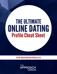 The Ultimate Online Dating Profile Cheat Sheet