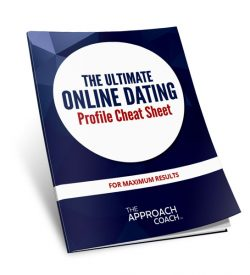 Cover of The Ultimate Online Dating Profile Cheat Sheet